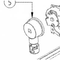 Mechanizm korbowy rolety DOMETIC PW1500 44700003104
